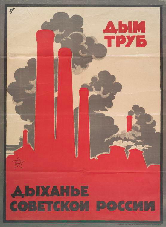 Smoke_of_chimneys_is_the_breath_of_Soviet_Russia